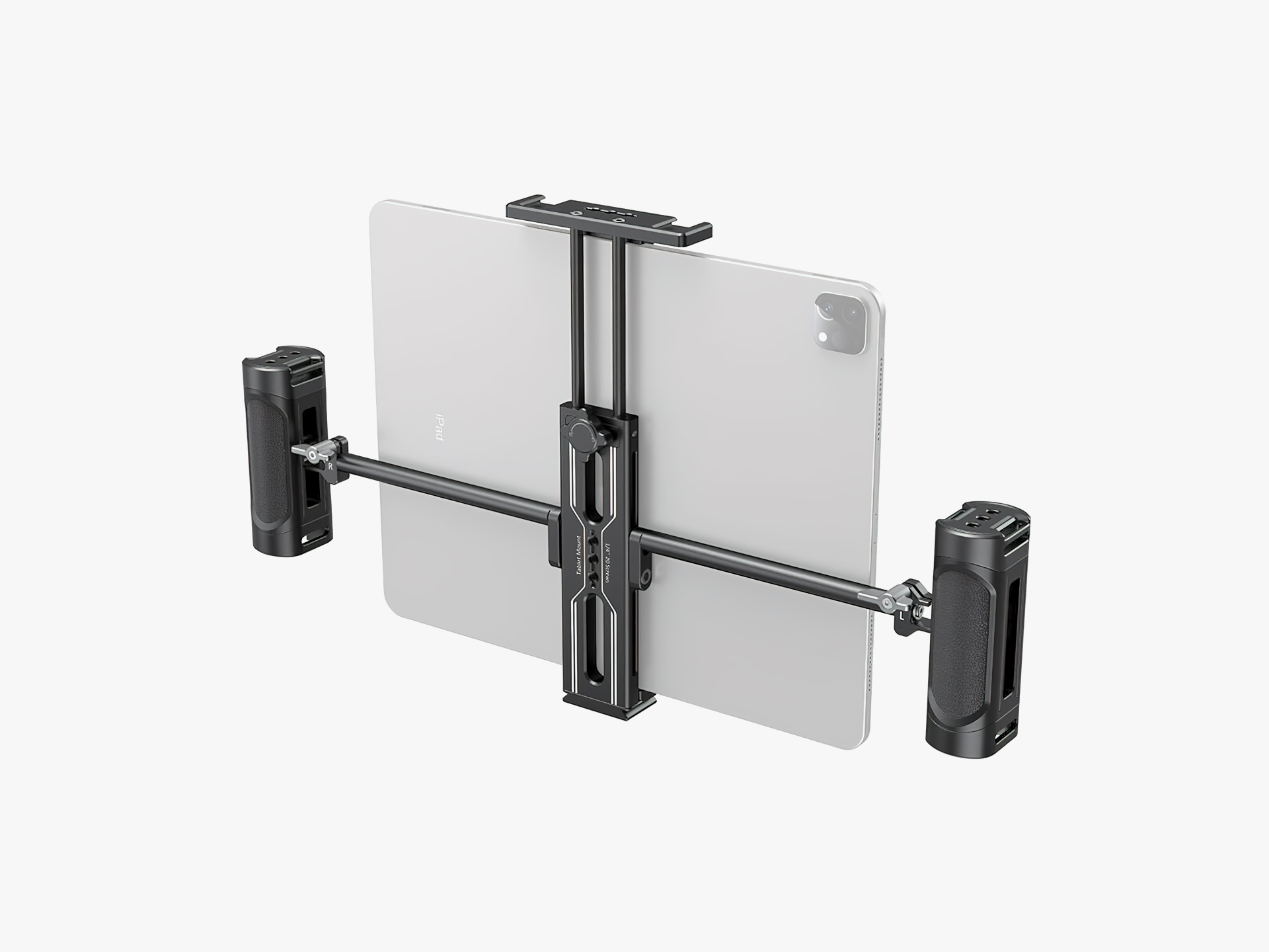 SmallRig Tablet Mount with Dual Handgrips for iPad/Tablet